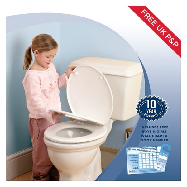 Georgia Family Toilet Seat Saver Pack