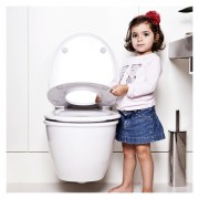 Talia Soft Close Family Toilet Seat